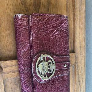 Kathy vanzeeland wallet